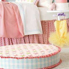 Maggie Ballerina Floor Cushion From Posh Tots