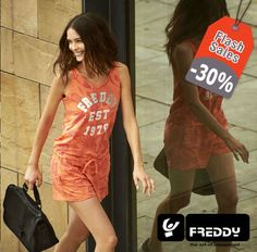 Athleisure meets ladylike!  #Freddy New Collection με έκπτωση ως -30% μέχρι τις 8/06!! Red, Tops, Dresses, Fashion, Vestidos, Moda, Fashion Styles, The Dress, Fasion