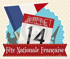 bastille day greeting
