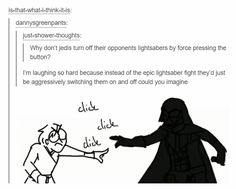 12 Times Tumblr Made You Completely Re-Think Star Wars