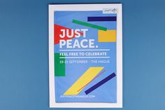 Just Peace on Behance