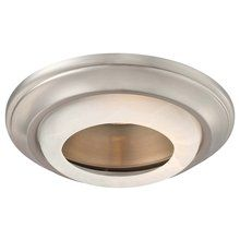 View the Minka Lavery 2718 Transitional Recessed Trim Ceiling Fixture from the Nouveau Collection at LightingDirect.com.