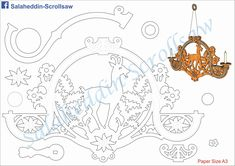Salaheddin-Scrollsaw /  صلاح الدين للأركت Scroll Saw Patterns Free, Wood Patterns, 3d Cuts, Laser Cut Lamps, Wooden Pallet Beds, Dremel Carving, Wood Toys Plans, Laser Cutter Projects, Scrap Wood Projects