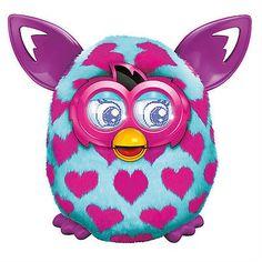 ******SANTA*********  Furby Boom Pink Hearts- Toys R US  $59