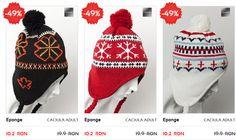 Pe Ligo.ro ai reduceri zi de zi | Zgarciti.ro - Comunitatea Zgarcitilor din Romania Romania, Winter Hats, Crochet Hats, Fashion, Crocheted Hats, Moda, Fashion Styles, Fashion Illustrations, Fashion Models