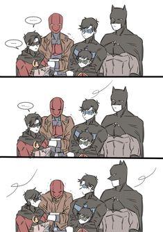 Robin Comics, Dc Comics Art, Marvel Dc Comics, Batman Love, Batman Robin, Robin Arkham Knight, Marvel Avengers Assemble, Harley Quinn Comic, Bat Boys