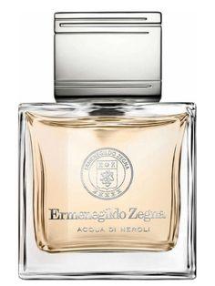 Acqua di Neroli  Ermenegildo Zegna Cologne, Perfume Bottles, Perfume Bottle