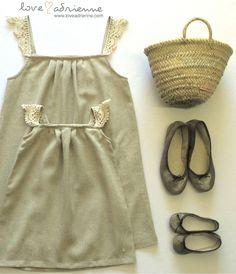 Love Adrienne//Primavera-Verano 17. Ideas #minime para conjuntar prendas de mujer y niña. #loveadrienne #primaveraverano2017