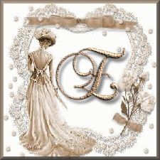 E_271.gif Short Vacation, Cute Alphabet, Creations, Victorian, History, Vintage, Inspiration, Art, Names
