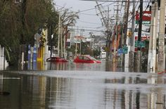 Mas de 70.000 personas evacuadas por la rotura de una presa en Puerto Rico