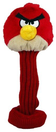Angry Birds Golf Headcover - Red Bird by PIK Products.  Buy it @ ReadyGolf.com