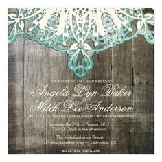 =>quality product          Country Lace and Wood Rustic Wedding Invitation           Country Lace and Wood Rustic Wedding Invitation We have the best promotion for you and if you are interested in the related item or need more information reviews from the x customer who are own of them before ...Cleck Hot Deals >>> http://www.zazzle.com/country_lace_and_wood_rustic_wedding_invitation-161931188111903048?rf=238627982471231924&zbar=1&tc=terrest