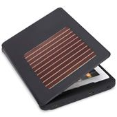 The Solar Charging iPad Case.