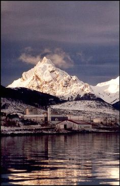 The main island of Tierra del Fuego ~ is the largest one of South America. It is situated south of the Strait of Magella and has a tota area of 45,000km, Argentina