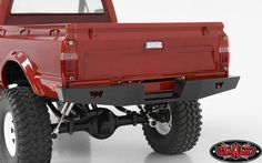 New Product Alert - Officially Licensed RC4WD @WarnIndustries Rock Crawler Rear Bumper for TF2 is available NOW on our store site @ www.store.rc4wd.com   #rc4wd