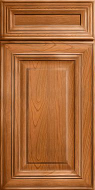 Merillat Masterpiece® Civano Square - Merillat. Ginger with sable glaze