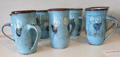 FARGENE FORTELLER Mugs, Tableware, Dinnerware, Tumblers, Tablewares, Mug, Dishes, Place Settings, Cups