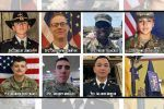 Serial killer targeting soldiers? Third Fort Hood solider found dead since beginning of June, seventh this year. Army Service Ribbon, Service Medals, Fort Hood, Foul Play, Joining The Army, Fallen Heroes, Serial Killers, Investigations, Soldiers