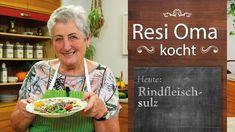 Resi Oma kocht - Rindfleischsulz