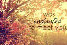 Enchanted <3