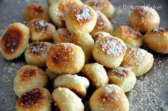 Yummy!!!! Pretzel Buttons that taste like Little Ceasar Crazy Bread?