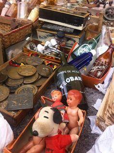 "Lisbon ""Thieve's Market"""