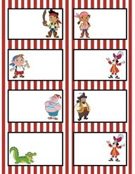 Decoration. Pirate theme party ideas.  Jake and the neverland pirates clip art - Google Search