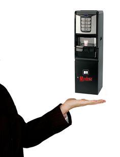 Esta es #Phedra, una de nuestras máquinas de #café ☕ que ofrece la máxima calidad del café espresso. ¿Quieres conocerla más?