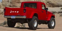 A Wrangler pickup is on its way in and it's high on our list of cars we can't wait to drive. We rounded up everything we think we know about the new Jeep Wrangler Pickup, the Scrambler.: 2019 Jeep Wrangler Pickup: Everything We Know Jeep Wrangler Pickup, New Jeep Truck, Jeep Pickup Truck, Cj Jeep, Classic Pickup Trucks, Jeep Cj7, Chevy Trucks, Pickup Camper, Jeep Wranglers