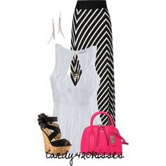 Chevron Contest, created by candy420kisses on Polyvore