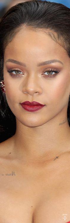 Rihanna Valerian Premiere in London