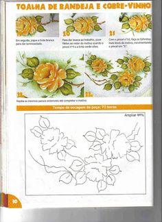Faça Você - Pintura em Tecido A1 N08 - Maria de Lourdes Teixeira - Álbuns da web do Picasa