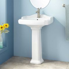 Bathroom Sinks Tucson darby pedestal sink | bathrooms | pinterest | pedestal sink