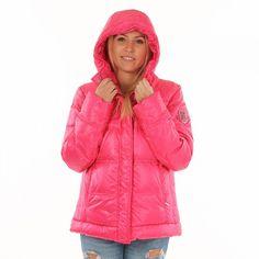 VIST Damen Winter jacke pink  – Bild 3