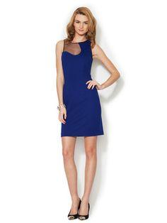 Cynthia Steffe Sloan Stretch Jersey Dress
