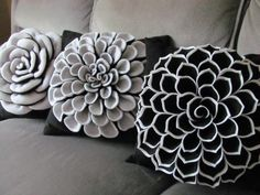 DIY pillow patterns!