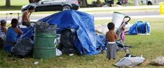 Homeless Forced To Move From 'Hawaii Shooting Location Homeless People, Dump Trucks, Hawaii, Public, How To Remove, Author, Sidewalks, Suitcases, Mattresses