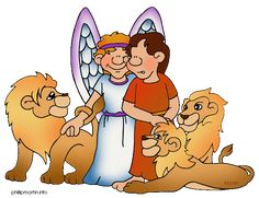 The Story of Daniel - Free Bible Games & Activities for Kids