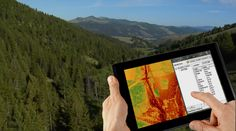 Leading Edge Geomatics LiDAR  Forest Management Solution and Enhanced Forest Inventory