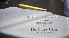 "Borderline Theatre and Hirtle Productions  'Meet the Cast' of the Straw Chair by Sue Glover  The Straw Chair is being performed for the first time in 27 years and the tour starts on 30th March In Stornaway on the Isle of Lewis.  Interviews with the following:  Director - Liz Carruthers  Selina Boyack who plays Lady Grange Pamela Reid who plays Isabel Martin McBride who plays Aneas and Ceit Kearney who plays Oona  www.borderlinetheatre.co.uk  ""A beguiling combination of things, starting…"