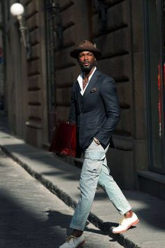 Loving his style Estilo Dandy fa81c0ac1