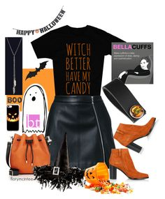 """Witch Better Have My Candy!"" by florymcintee on Polyvore featuring Crate and Barrel, Guild Prime, Chloé, Proenza Schouler and Casetify"