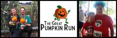 The Great Pumpkin Run is an amazing 5k race that celebrates Fall in the most fantastic of ways…with an outdoor race through a pumpkin patch and orchard! Plus there is cider and a pumpkin at the end of the race for you. I mean you get a medal and the satisfaction of completing the race but cider!…that sells me every year.