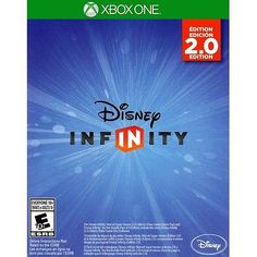 nice Disney Infinity (2.0 Edition) (Microsoft Xbox One 2014) Brand New Game Only - For Sale