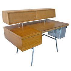 Action Office Desk Schreibtisch George Nelson Herman Miller | Designer / George  Nelson | Pinterest | George Nelson, Office Desks And Nelson F.C.