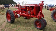 McCormick Deering Farmall F-30 Tractor. | Flickr - Photo Sharing!