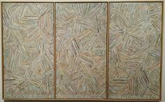 Usuyuki.  Jasper Johns.  Munchmuseet