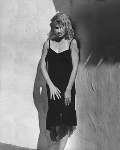 Madonna, by Herb Ritts, 1985.