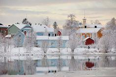 via Nordic Thoughts: Pikisaari Island, Oulu, Finland Helsinki, Lofoten, Lappland, Beautiful World, Beautiful Places, Places To Travel, Places To Visit, Parcs, Norway