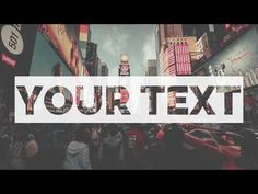 How To Make Transparent Text in Photoshop   3️⃣ METHODS + 🍭 BONUS Shortcut Photoshop Video, Free Photoshop, Photoshop Actions, Graphic Design, Video Tutorials, Visual Communication